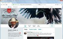 Turkish Cyber Army Hacked Former Sherrif David A. Clarke, Jr.'s Twitter Account Image